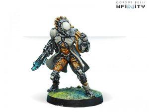 Corvus Belli Infinity  Tohaa Tohaa Kosuil Assault Pioneers (K1 Combi Rifle) - 280924-0548 - 2809240005480