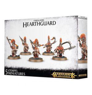 Games Workshop Age of Sigmar  Fyreslayers Auric Hearthguard / Berzerkers - 99120205016 - 5011921067633