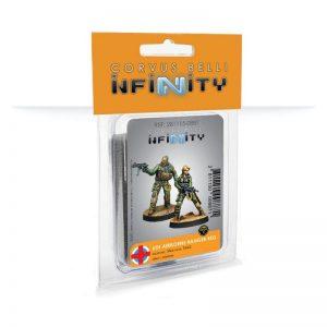 Corvus Belli Infinity  Ariadna 6th Airborne Ranger Reg. (Submachine Gun, AP Spitfire) - 281115-0887 - 2811150008871
