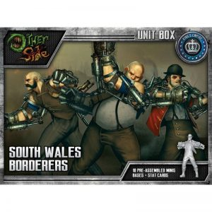 Wyrd The Other Side  King's Empire South Wales Borderers - WYR40106 - 812152030091