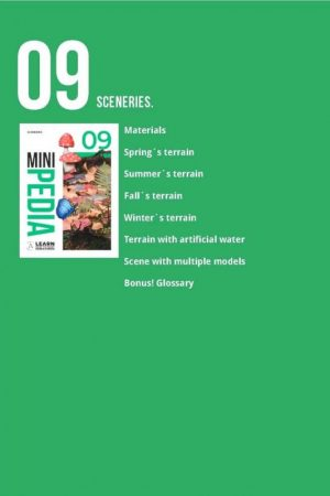 Scale75   Painting Guides Minipedia 09 - Sceneries - MiniPed09 -