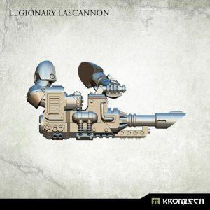 Kromlech   Legionary Conversion Parts Legionary Lascannon (3) - KRCB161 - 5902216113664