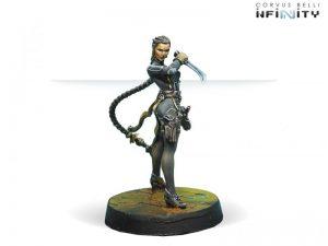 Corvus Belli Infinity  Non-Aligned Armies - NA2 Avicenna - Mercenary Doctor - 280719-0554 - 2807190005543