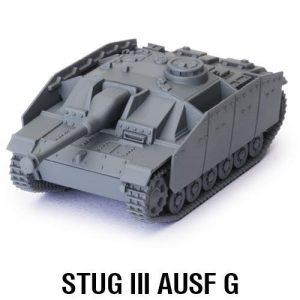 Gale Force Nine World of Tanks: Miniature Game  SALE! World of Tanks Expansion - German StuG III G - WOT02 - 9781945625800