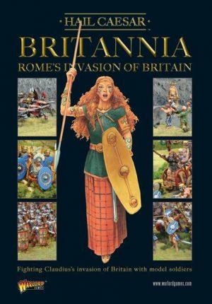 Warlord Games Hail Caesar  SALE! Hail Caesar: Britannia! - WGH-005 - 5060200845943