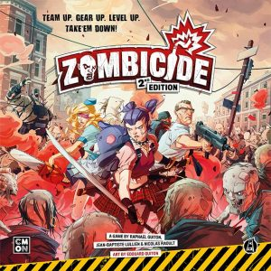 Cool Mini or Not Zombicide  Zombicide Zombicide 2nd Edition - ZCD001 - 889696011077