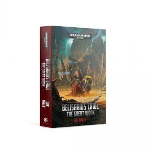 Games Workshop   Warhammer 40000 Books Belisarius Cawl: The Great Work (Paperback) - 60100181739 - 9781789990584