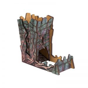 Q-Workshop   Dice Accessories Call of Cthulhu Color Dice Tower - TCTH102 - 5907699493432