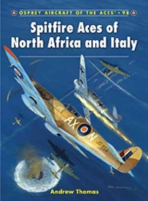 Warlord Games (Direct) Blood Red Skies  Blood Red Skies Spitfire Aces of North Africa and Italy - ACE98 -