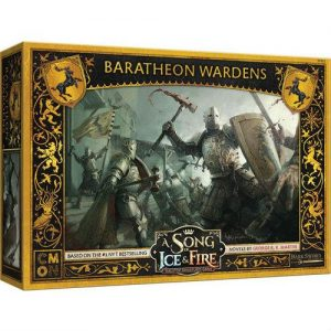 Cool Mini or Not A Song of Ice and Fire  House Baratheon A Song of Ice and Fire: Baratheon Wardens - CMNSIF801 - 889696010223
