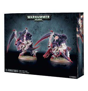 Games Workshop (Direct) Warhammer 40,000  Tyranids Tyranid Carnifex Brood - 99120106031 - 5011921049592