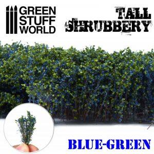 Green Stuff World   Plants & Flowers Tall Shrubbery - Blue Green - 8436574504279ES - 8436574504279