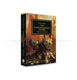 Games Workshop   The Horus Heresy Books The Unremembered Empire: Book 27 (Paperback) - 60100181279 - 9781849706919