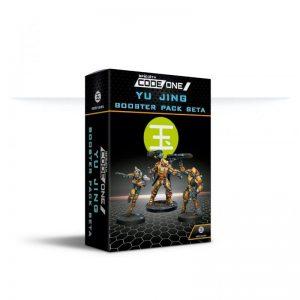 Corvus Belli Infinity  Yu Jing Yu Jing Booster Pack Beta - 281319-0866 - 2813190008668