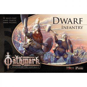 North Star Oathmark  Oathmark Oathmark Dwarf Infantry - OAKP101 - 9781472896322