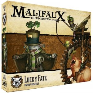 Wyrd Malifaux  Bayou Lucky Fate - WYR23624 - 812152030954