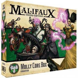 Wyrd Malifaux  Resurrectionists Molly Core Box - WYR23203 - 812152032446
