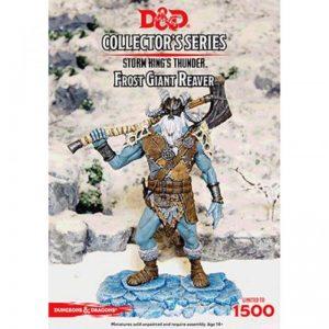 Battlefront Dungeons & Dragons  D&D Miniatures D&D: Frost Giant Reaver - GFN71054 - 9420020232266