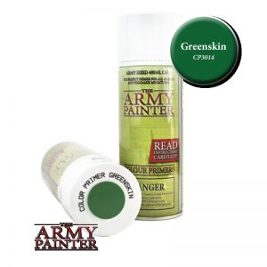 The Army Painter   Spray Paint AP Spray: Greenskin - APCP3014 - 2540101130131