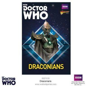 Warlord Games Doctor Who  Doctor Who Doctor Who: Draconians - 602210135 - 5060393708483