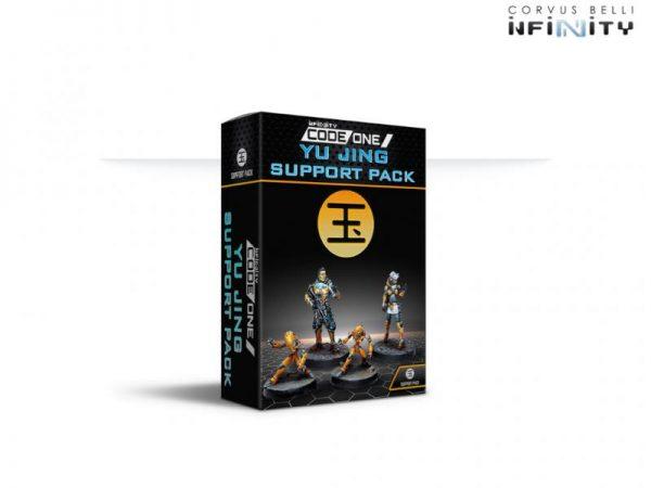 Corvus Belli Infinity  Yu Jing Yu Jing Support Pack - 281314-0824 - 2813140008243