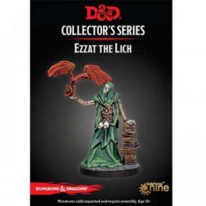 Gale Force Nine Dungeons & Dragons  D&D Miniatures D&D: Ezzat The Lich - GFN71076 - 9420020242685