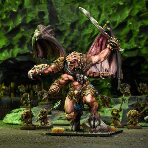 Mantic Kings of War  Ratkin Ratkin Scudku-Z'luk Demonspawn of Diew - MGKWRK201 - 5060469666754