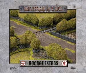 Gale Force Nine   Battlefield in a Box Battlefield in a Box: Bocage Extras - BB244 - 9420020249561