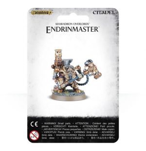Games Workshop (Direct) Age of Sigmar  Kharadron Overlords Kharadron Overlords Endrinmaster - 99070205013 - 5011921083015