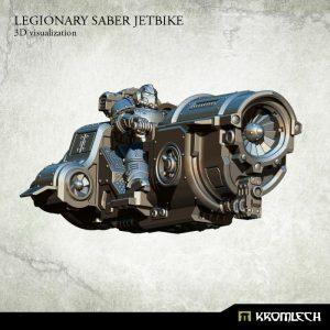 Kromlech   Legionary Model Kits Legionary Saber Jetbike (1) - KRM124 - 5902216115187