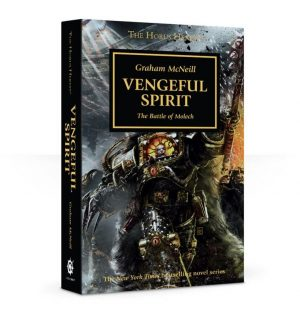 Games Workshop   The Horus Heresy Books Vengeful Spirit: Book 29 (Paperback) - 60100181307 - 9781849708302