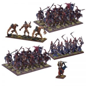 Mantic Kings of War  Undead Undead Elite Army - MGKWU112 - 5060469661414