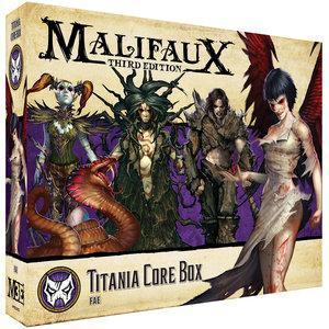 Wyrd Malifaux  Neverborn Titania Core Box - WYR23422 - 812152030848