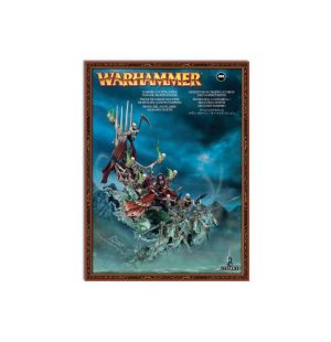 Games Workshop (Direct) Age of Sigmar  Age of Sigmar Direct Orders Coven Throne / Mortis Engine - 99120207019 - 5011921028900