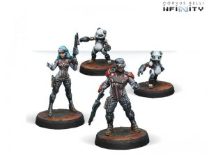 Corvus Belli Infinity  Nomads Interventors of Tunguska - 280570-0474 - 2805700004741