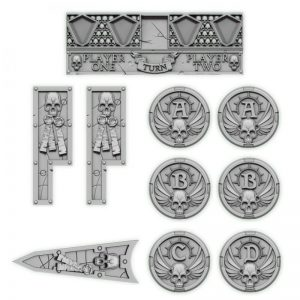 Strata Miniatures   SALE! Empire of Humanity Gaming Kit - SM-KC-0038 - 745125526218