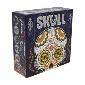 Asmodee Skull  Skull Skull (2020 edition) - ASMSCSK01EN - 3558380081548