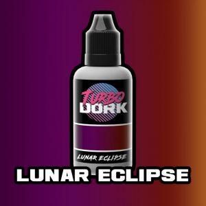 Turbo Dork   Turbo Dork Lunar Eclipse Turboshift Acrylic Paint 20ml Bottle - TDLECCSA20 - 631145994895