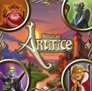 Wyrd   Kings of Artifice Kings of Artifice - WYR11101 - 813856014356