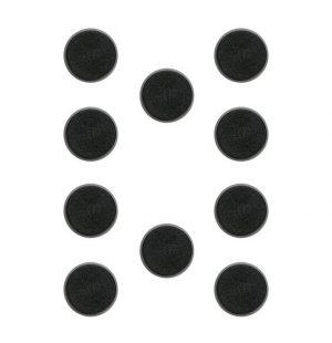 Games Workshop (Direct)   Plain Bases Citadel 32mm Round Bases (10) - 99229999134 - 5011921057221