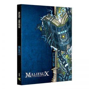 Wyrd Malifaux  Arcanists Arcanist Faction Book - M3e Malifaux 3rd Edition - WYR23014 - 9781733162722