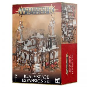 Games Workshop Age of Sigmar  Age of Sigmar Terrain Age of Sigmar: Realmscape Expansion Set - 99220299092 - 5011921144068