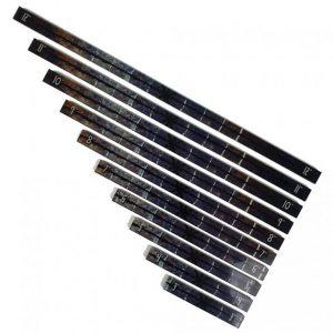 Mantic Kings of War  Kings of War Essentials Kings of War: Measuring sticks - MGKWM107 - 5060469665580