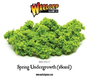 Warlord Games   Lichen & Foliage Warlord Scenics: Spring Undergrowth - WGS-STG-17 - 5060393703501