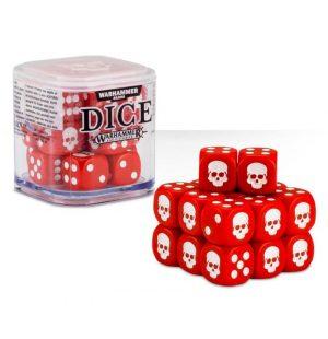 Games Workshop (Direct)   D6 Citadel Dice Cube - Red - 99229999147 - 5011921068203R
