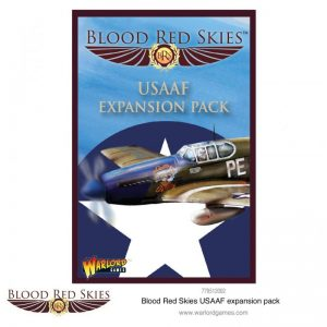 Warlord Games Blood Red Skies  Blood Red Skies Blood Red Skies: USAAF Expansion Pack - 779512002 - 5060572502642