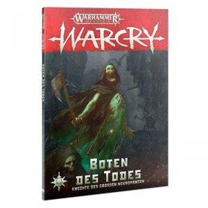 Games Workshop Warcry  Warhammer Underworlds Warcry: Boten des Todes - 04040207008 - 9781839060410