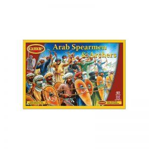 Gripping Beast SAGA  SAGA Arab Spearmen & Archers - GBP04 - 5060230470023