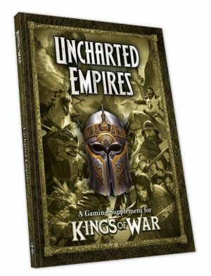 Mantic Kings of War  Kings of War Essentials Kings of War 3rd Edition Uncharted Empires - MGKW17 - 5060469664842