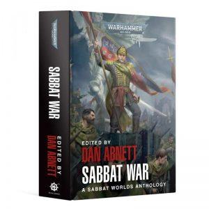 Games Workshop (Direct)   Warhammer 40000 Books Sabbat War (Hardback) - 60040181789 - 9781800260283